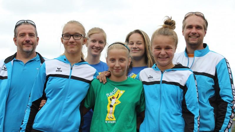 Tento víkend se konalo celostátní finále barevného volejbalu a to v Brně