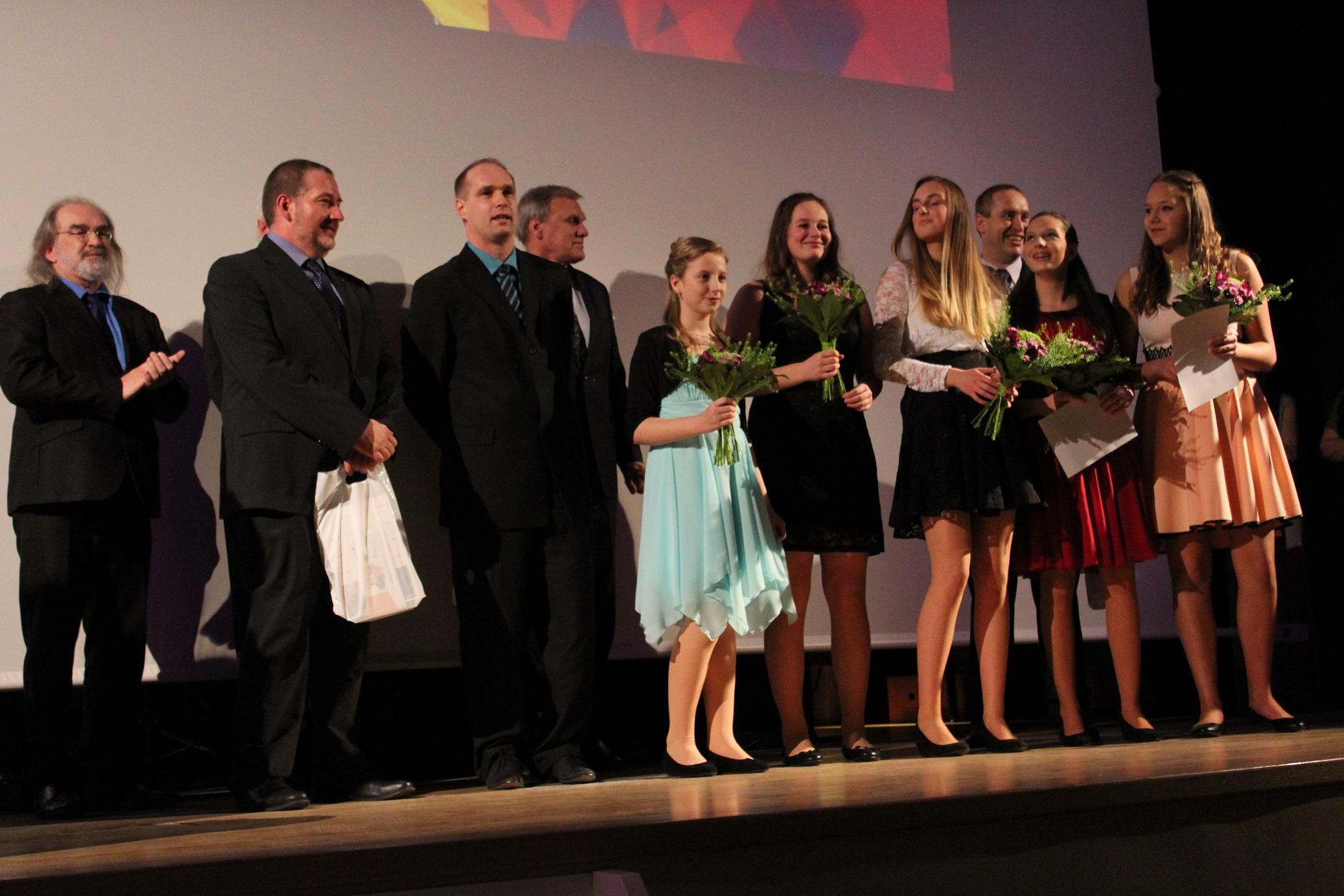 Foto: Min.týden se konal ples sportovců Karlových Varů