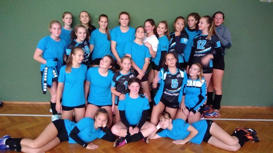 Foto: Turnaj kadetek a juniorek - Tábor 2017. Vezeme 3.místo kadetek a 4.místo juniorek
