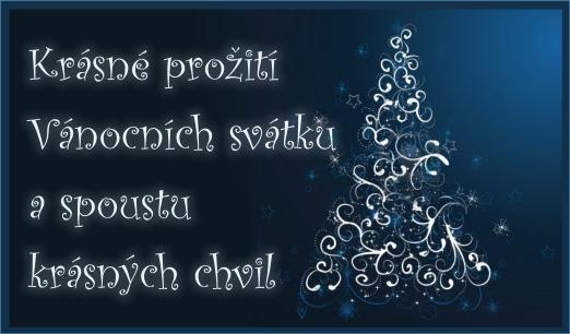 Foto: Krásné Vánoční svátky přeje VK Karlovy Vary