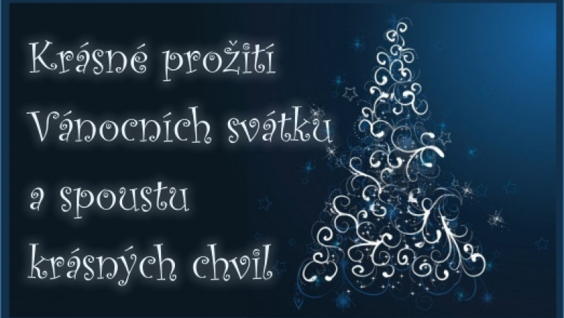Krásné Vánoční svátky přeje VK Karlovy Vary