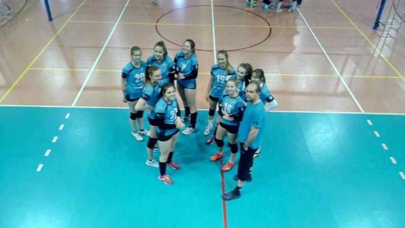 PoslednÍ turnaj Českého poháru žakyň je už minulosti