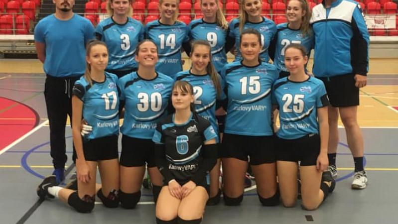 Naše družstvo juniorek včera bohužel dvakrát prohrálo v Kralupech a to 1:3 a 0:3.