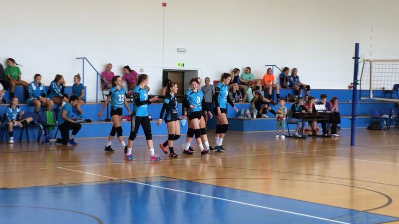 Juniorky vybojovaly 4.místo na turnaji v Táboře