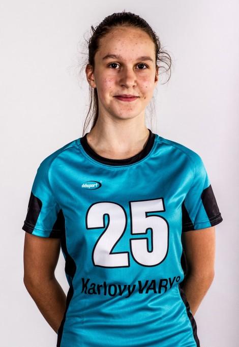 Veronika Štětinová -