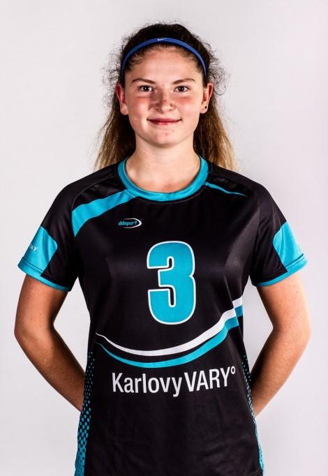 Lenka Kejzarová - libero