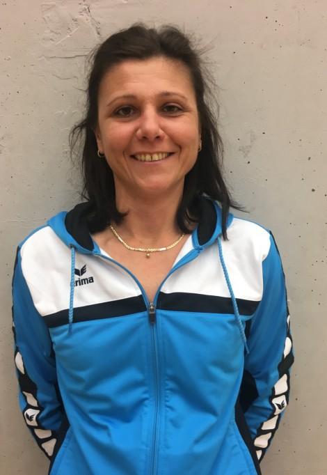 Petra Schmidová - trenér