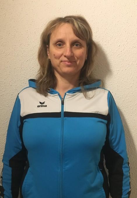 Dana Mazůrková - trenérka