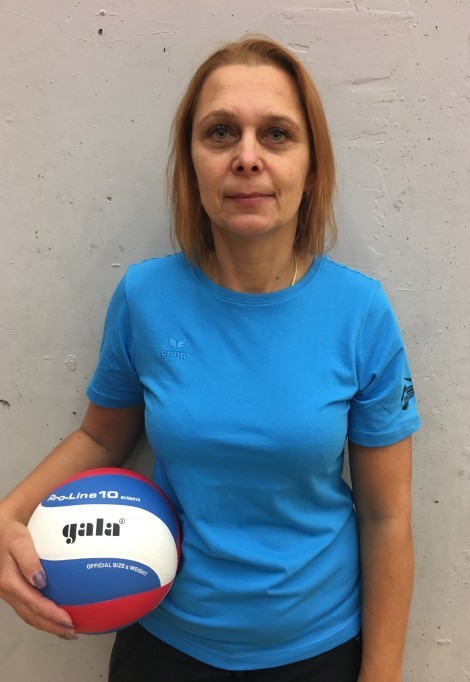 Eva Stehlíková - trenérka