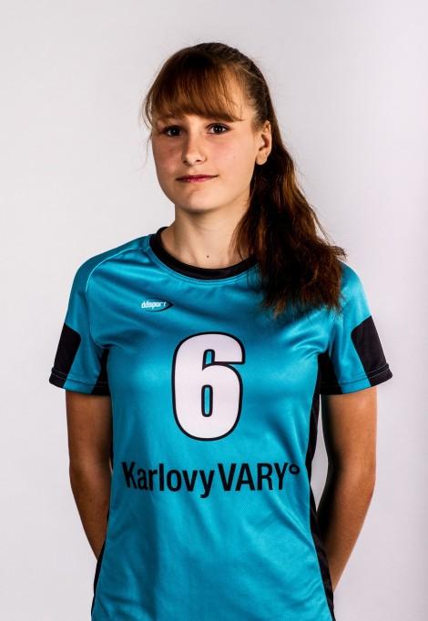 Barbora Mišnerová - libero
