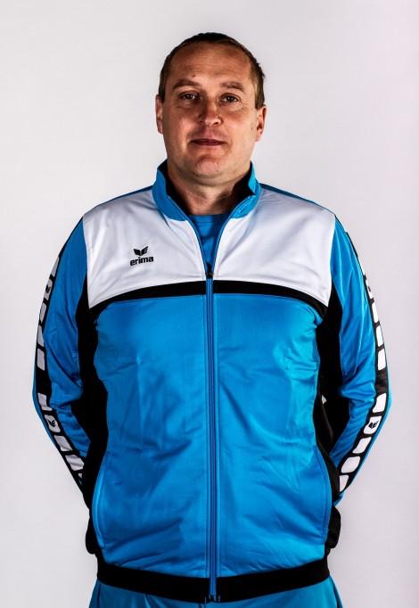 Jiří  Vondráček - trenér